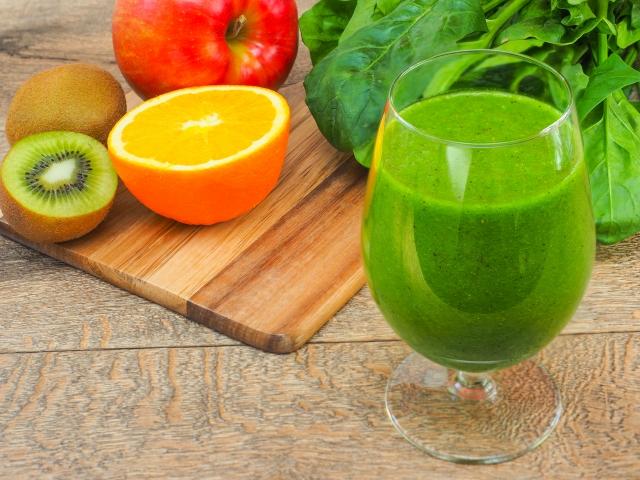 健康的な野菜ジュース