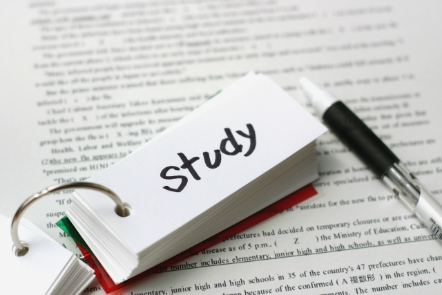 英語の勉強