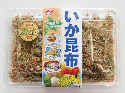 澤田食品・いか昆布