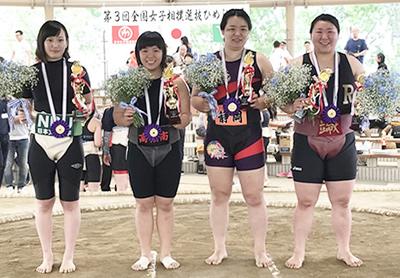 全国女子相撲選抜ひめじ大会